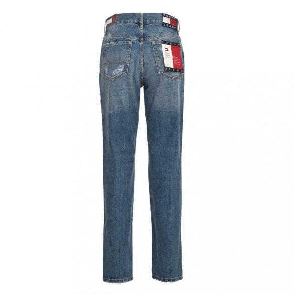 Tommy Jeans női szaggatott farmernadrág vintage fazonban