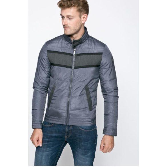 Guess férfi átmeneti kabát szürke színben