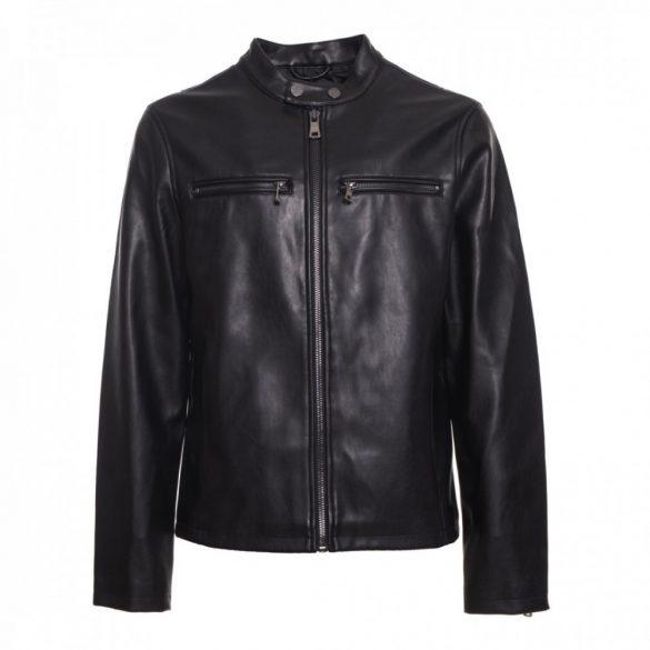 Guess by Marciano férfi Ecoleather kabát fekete színben